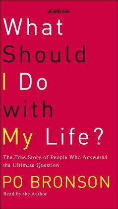What Should I Do With My Life?: The True Story of People Daring to Be Honest with Themselves