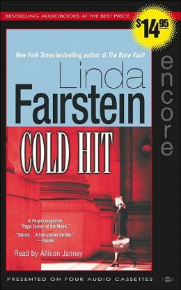 Cold Hit (Alexandra Cooper Series #3)