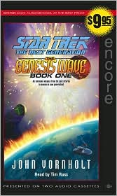 Star Trek The Next Generation: The Genesis Wave #1