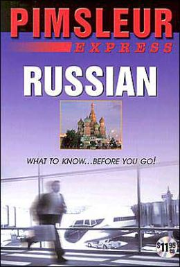 Pimsleur Express Russian