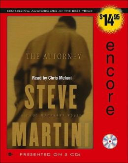 The Attorney (Paul Madriani Series #5)