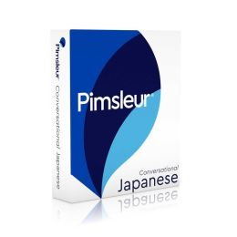 Conversational Japanese (Pimsleur Conversational Languages Series)