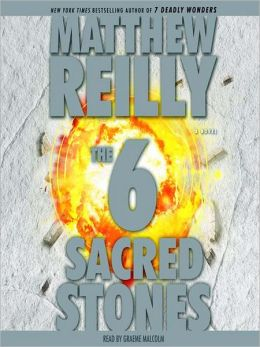The 6 Sacred Stones (Jack West Junior Series #2)
