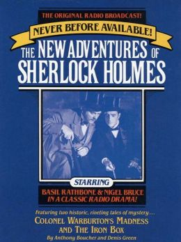Colonel Warburton's Madness and The Iron Box: The New Adventures of Sherlock Holmes Series, Episode 8