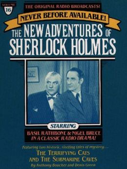 The Terrifying Cats and The Submarine Cave: The New Adventures of Sherlock Holmes Series, Episode 16