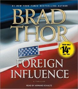 Foreign Influence (Scot Harvath Series #9)