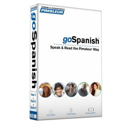 goSpanish: Learn to Speak, Read, and Understand Spanish with Pimsleur Language Programs