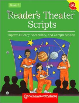 Reader's Theater Scripts Grade 5: Improve Fluency, Vocabulary, and Comprehension