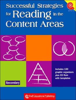 Successful Strategies for Reading in the Conent Areas: Secondary Level: Includes 150 Graphic Organizers Plus CD-ROM with Templates