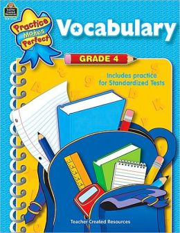 Vocabulary Guide 4 (Practice Makes Perfect Series)