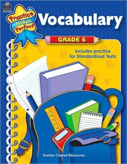 Vocabulary Guide 6 (Practice Makes Perfect Series)
