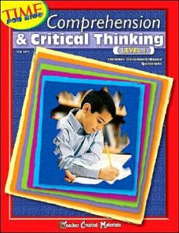Comprehension and Critical Thinking: Level 4