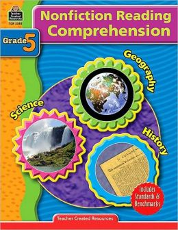 Nonfiction Reading Comprehension