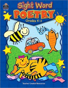 Sight Word Poetry (Grades K-2)