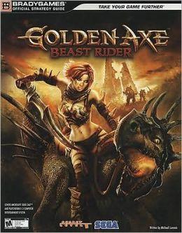 Golden Axe: Beast Rider Official Strategy Guide