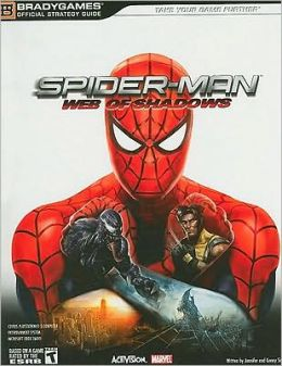 Spider-Man: Web of Shadows Official Strategy Guide