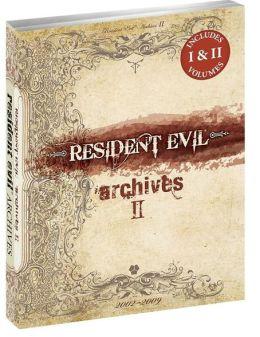 Resident Evil Archives I and II Bundle
