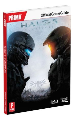 Halo 5: Guardians Standard Edition Strategy Guide: Prima Official Game Guide