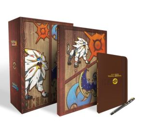 Pokemon Sun and Pokemon Moon: Official Strategy Guide Collector's Vault