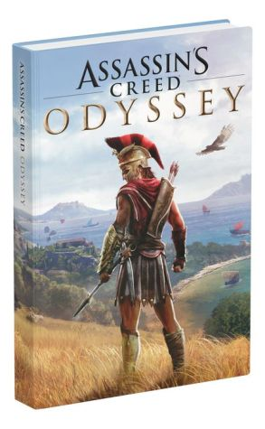Book Assassin's Creed Odyssey: Official Collector's Edition Guide