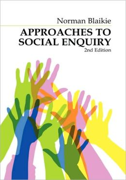 Approaches to Social Enquiry