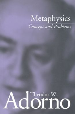 Metaphysics: Concept and Problems
