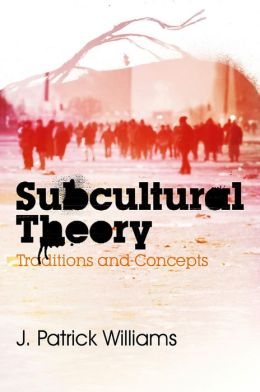 Subcultural Theory: Traditions and Concepts