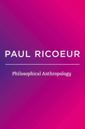 Philosophical Anthropology