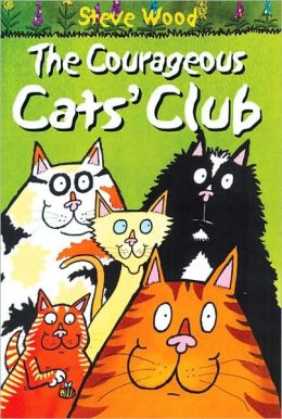 The Courageous Cats' Club: Sticks and Stones & The Beast in the Night