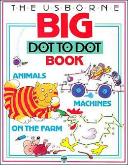 Usborne Big Dot to Dot Book