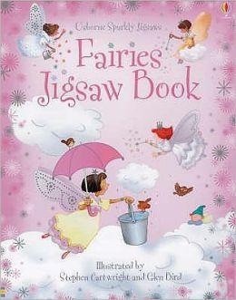 The Usborne Fairies Jigsaw Book