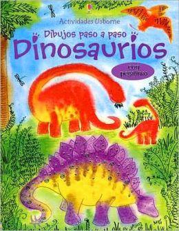 Dibujos Paso A Paso Dinosaurios