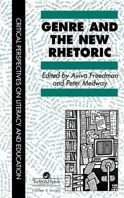 Genre In The New Rhetoric