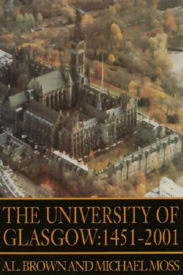 The University of Glasgow: 1451-1996