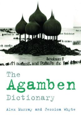 The Agamben Dictionary
