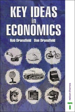 Key Ideas in Economics