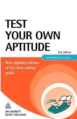 Test Your Own Aptitude
