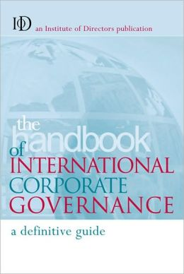Handbook of International Corporate Governance: A Country by Country Guide