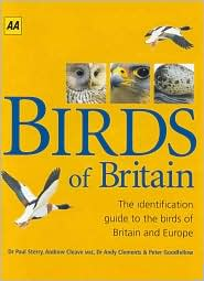 AA Birds of Britain: The Identification Guide to the Birds of Britain and Europe