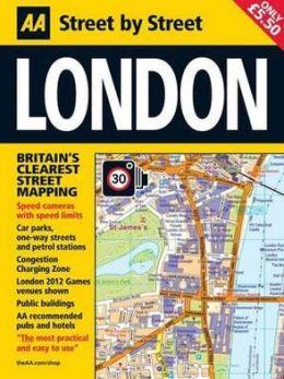 London: Street by Street