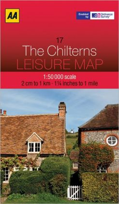 Leisure Map The Chilterns
