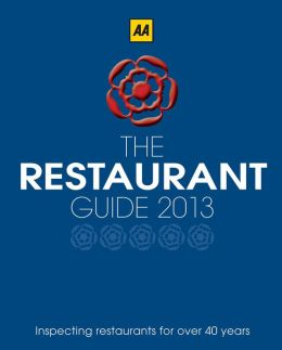 The Restaurant Guide 2013