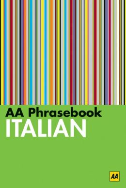 AA Phrasebook Italian