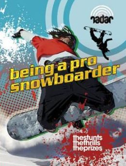Being a Pro Snowboarder. by Cindy Kleh