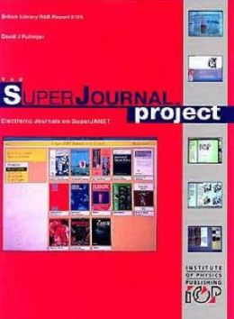 The SuperJournal Project