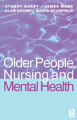 Older People Nursing And Mental Health