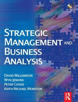 Strategic Management and Business Analysis