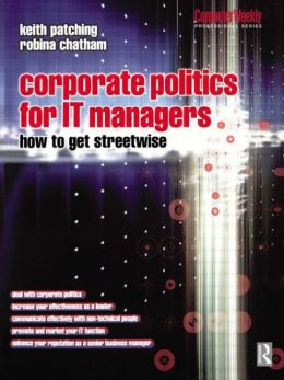 Corporate Politics For It Managers