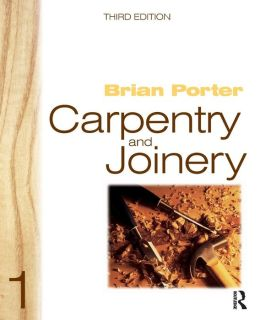 Carpentry And Joinery 1
