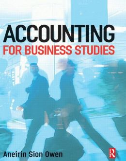 Accounting For Business Studies